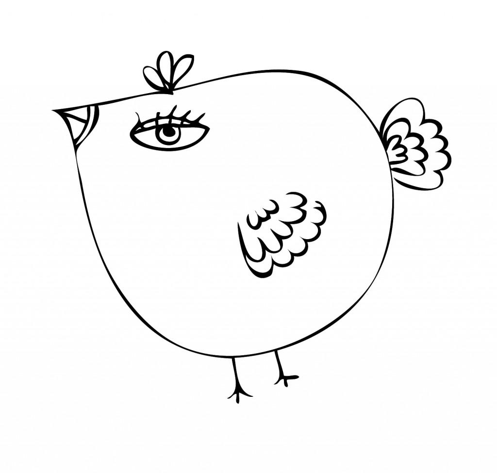 Fetter Vogel