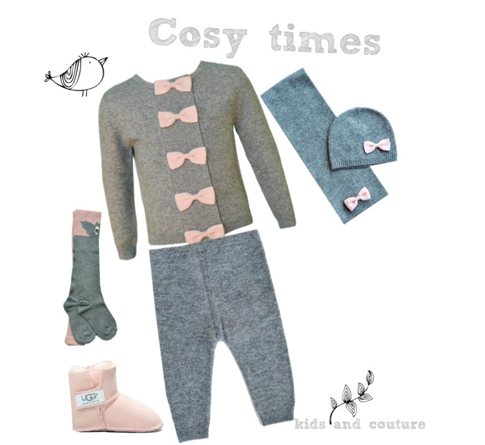 Cosy times by kids-and-couture
