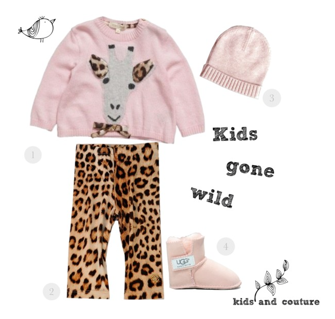Kids gone wild by kids-and-couture
