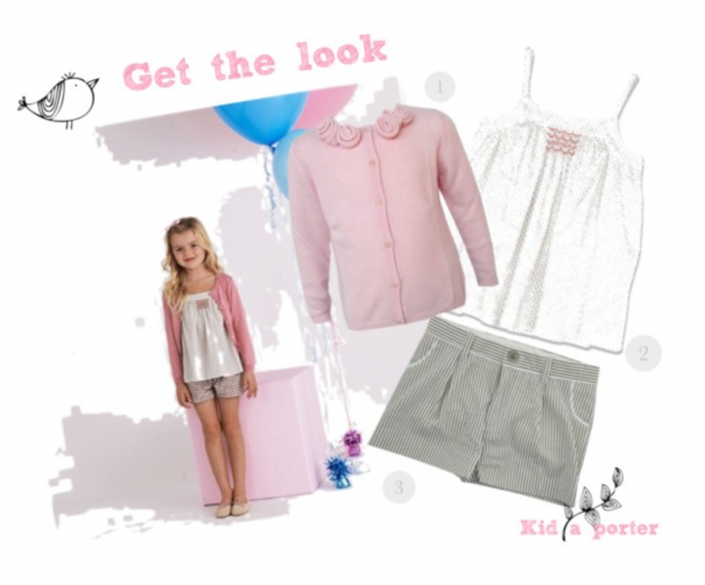Get the look- Marie-Chantal