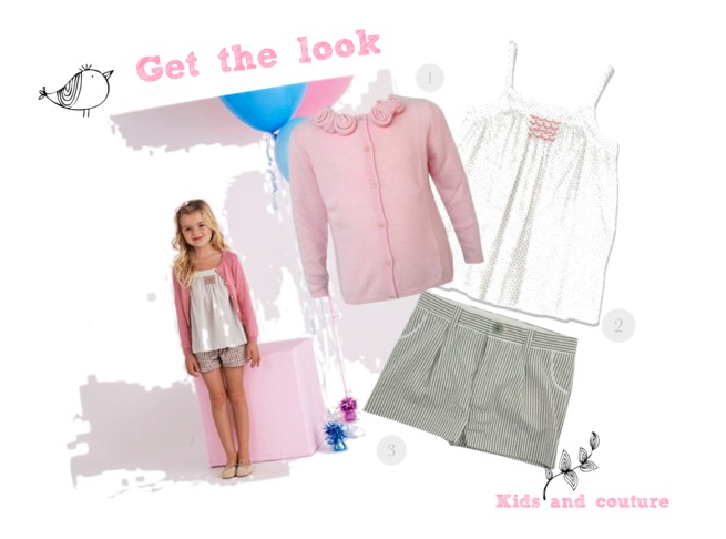 Get the look by Marie-Chantal