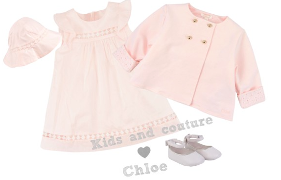 Kids-and-couture loves Chloé
