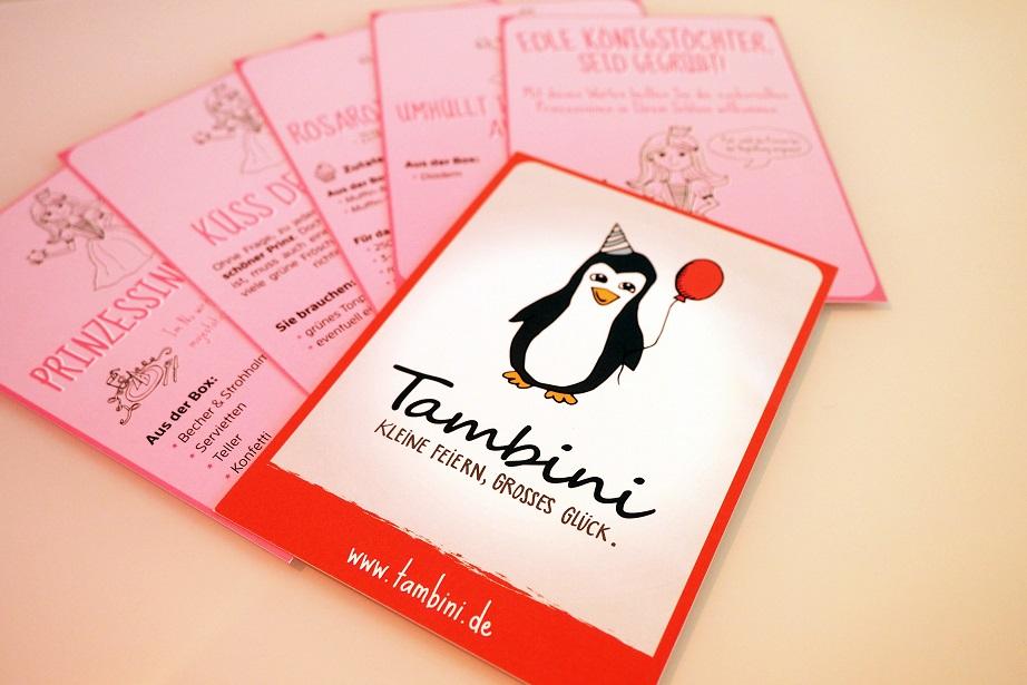 Tambini Mottobox Prinzessin 5